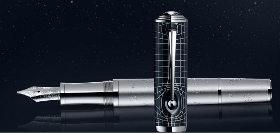 Stylo plume Albert Einstein Edition 3000 par MontBlanc