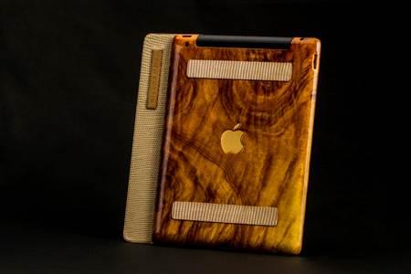 iPad Loupe d'orme