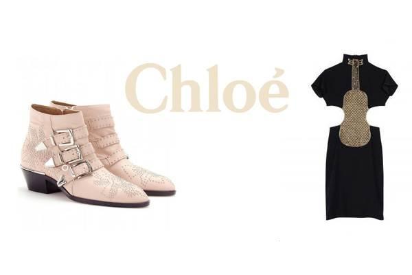 Chloé 60 ans Collection Anniversaire