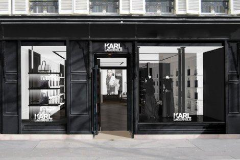 Concept store Karl Lagerfeld