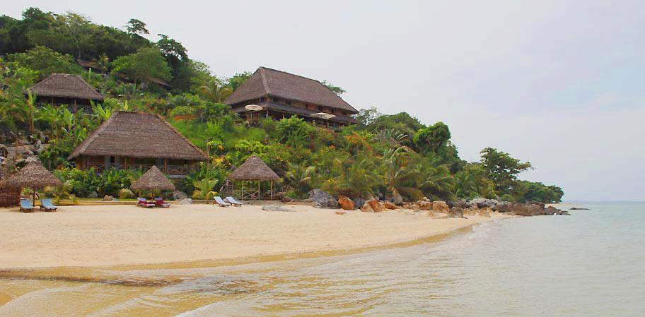 Hotel Tsara Komba