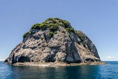 Ilots rocheux archipel des mitsio pres de Nosy Be