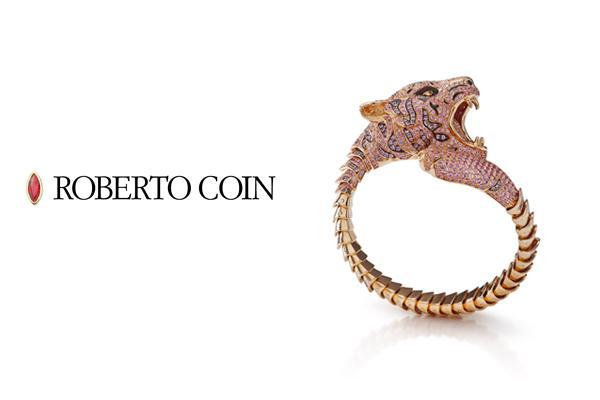Roberto Coin bracelet tigre