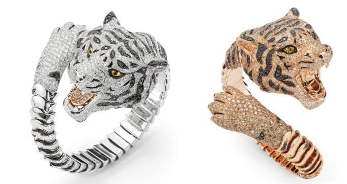 Roberto Coin bracelets Siberian Tigers