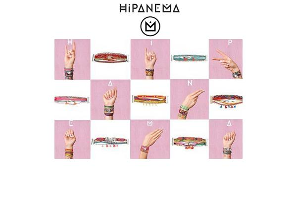 Bracelet Hipanema collection 2013