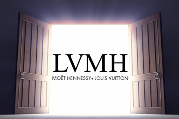 LVMH portes ouvertes