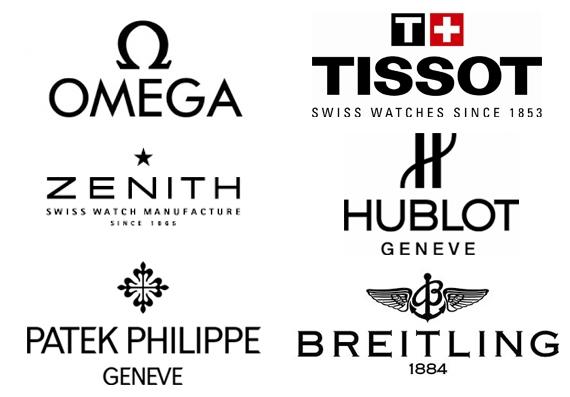 Les grandes marques présentes à Baselworld 2013