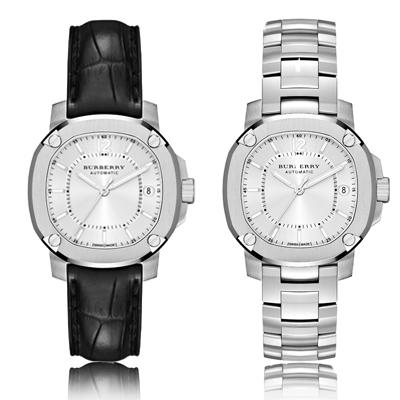 Burberry à Baselworld avec deux nouvelles montres The Britain