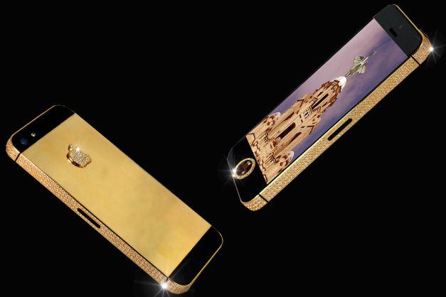 iPhone 5 Stuart Hughes Black Diamond