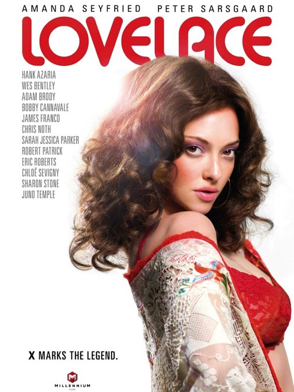 Amanda Seyfried à l'affiche de Lovelace