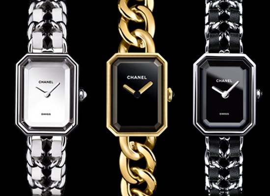 Chanel montre premiere