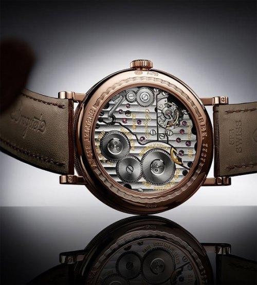 Fond Breguet Classique Chronométrie 7727