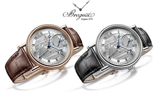 Garde-temps Breguet Classique Chronométrie 7727