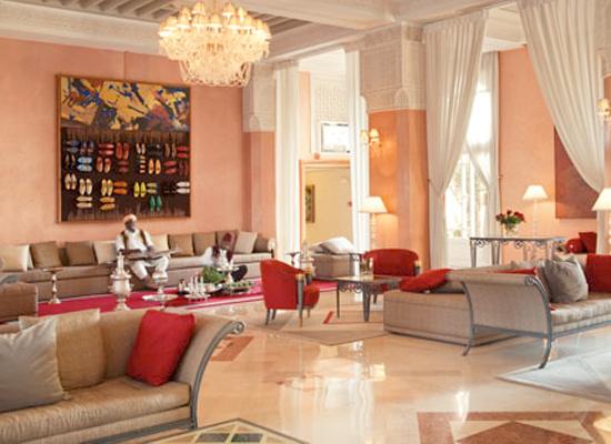 Hôtel Palais Impérial Sofitel de Marrakech