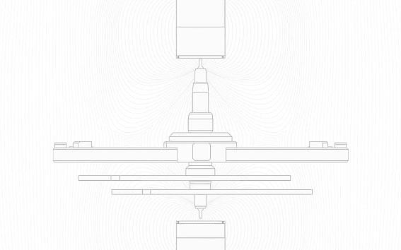Pivot Magnétique de la Classique Chronométrie 7727