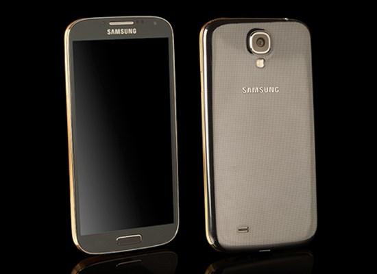 Samsung Galaxy S4 or 24 carats