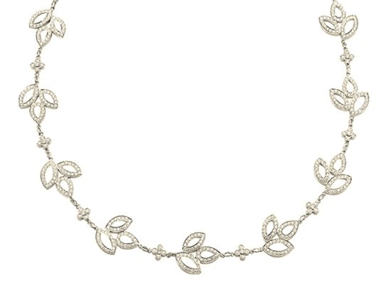 Collier Lily Cluster by Harry Winston