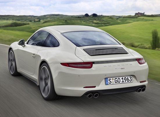 Porsche 911 Anniversary Edition