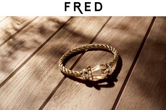 Bracelet Force 10 : un bijou mythique signé Fred
