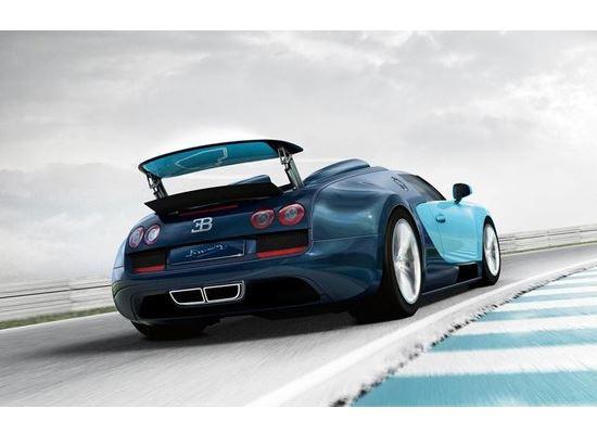 Bugatti édition limitée Jean Pierre Wimille