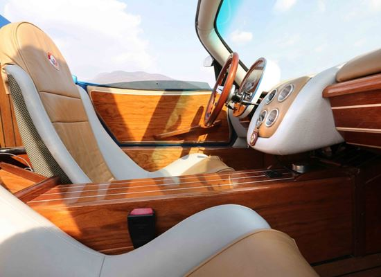 Cockpit Monte Carlo Automobile Rascasse