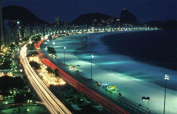 Copacabana de nuit