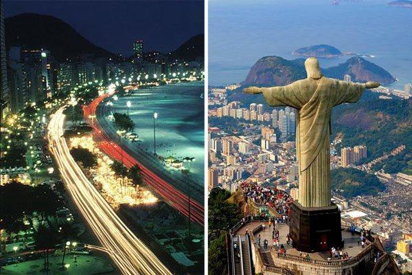 Destination Rio de Janeiro