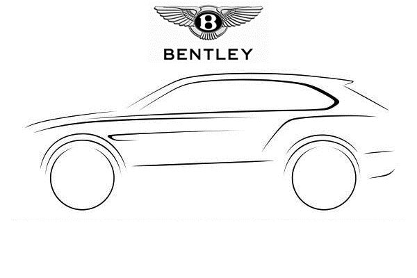 Futur SUV de Bentley