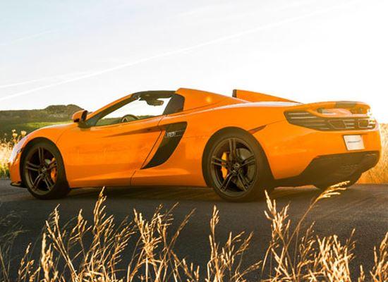 McLaren MP4-12C édition spéciale