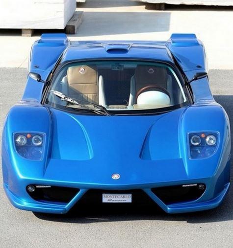 Monte Carlo Automobile Rascasse