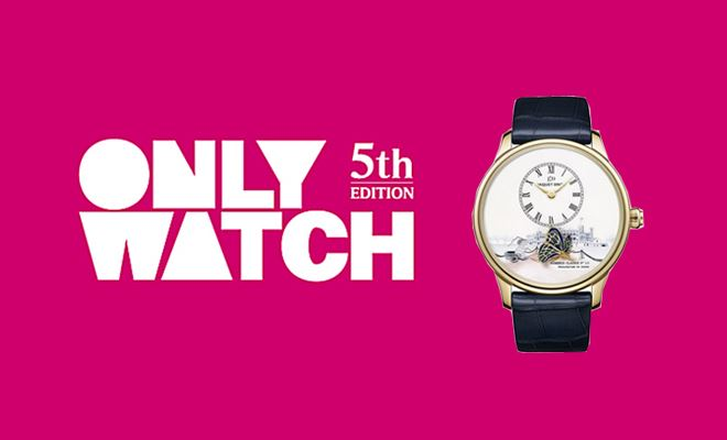 Only Watch Jacquet Droz