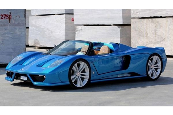 La Supercar Rascasse de Monte Carlo Automobile