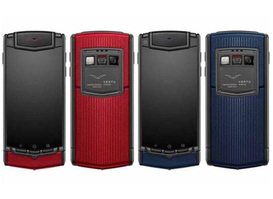 Smartphones Vertu Ti