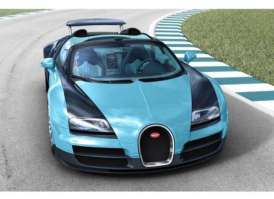 Veyron Grand Sport Vitesse Jean-Pierre Wimille