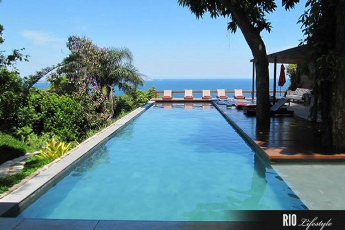 Villa de luxe à Rio de Janeiro