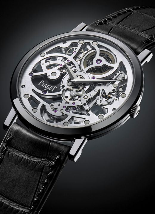 Piaget Altiplano Skeleton Only Watch