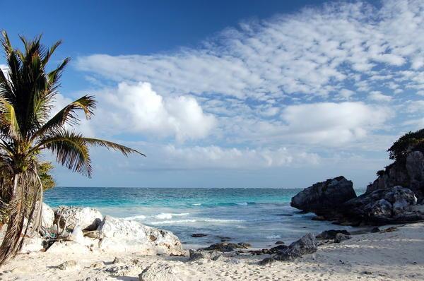 Plages de sables fin Caraïbes