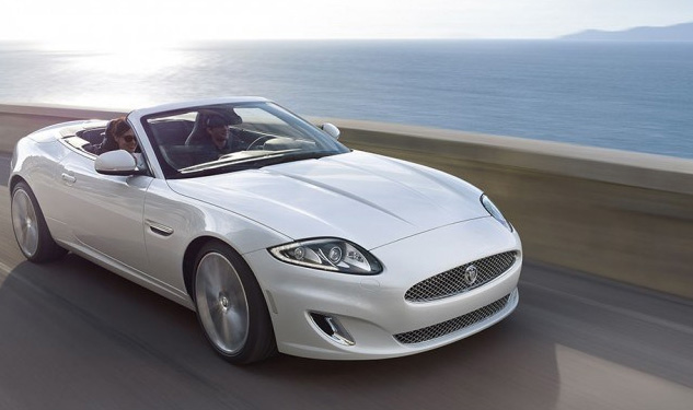 Jaguar XK Portfolio