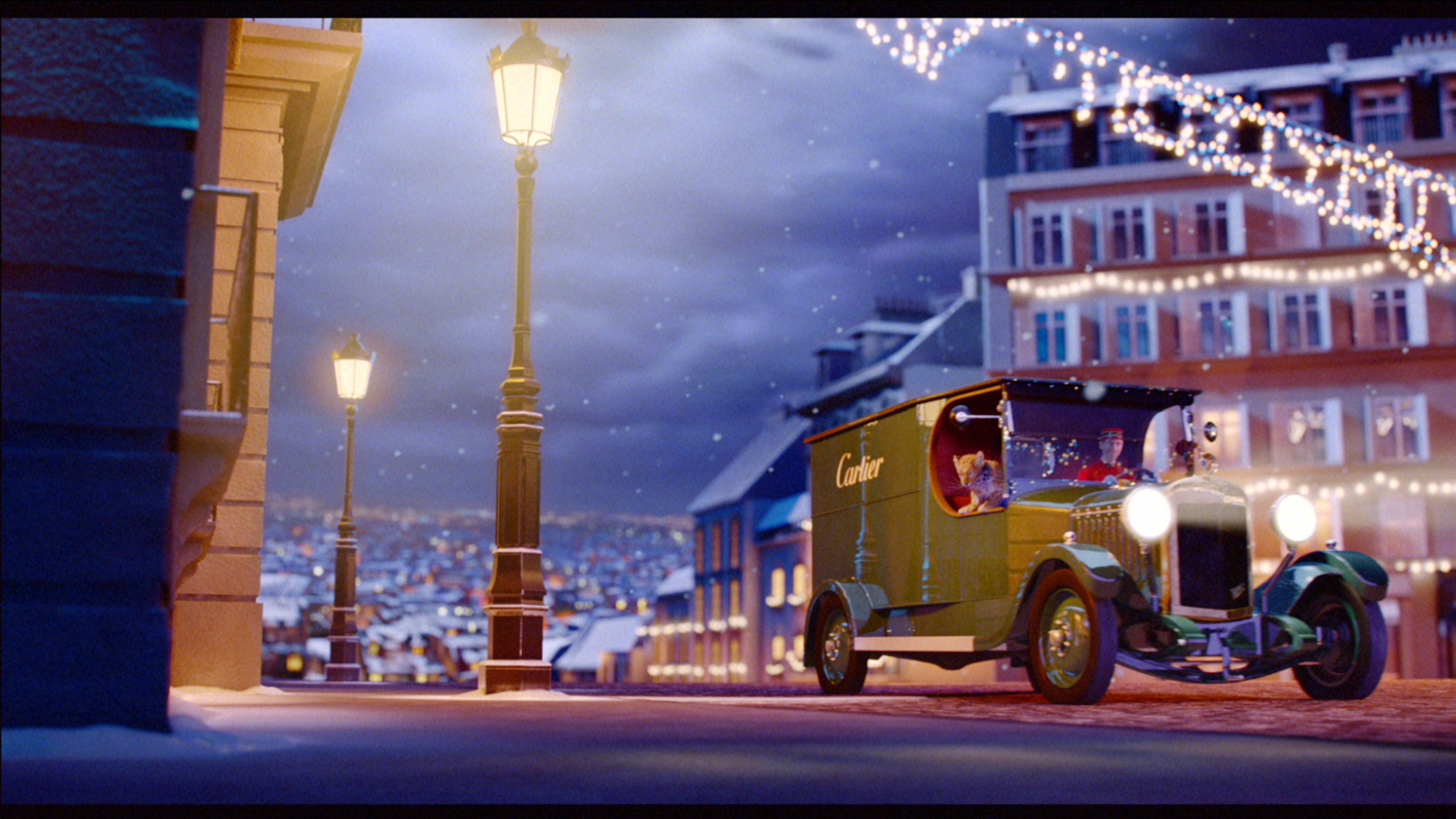 Cartier film d'animation