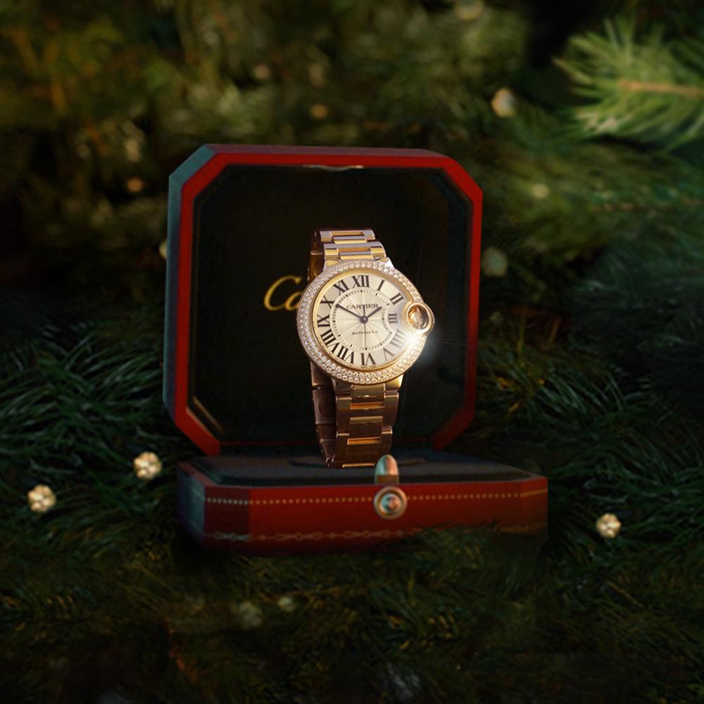 Montre Cartier Winter Tale