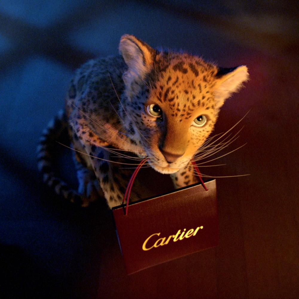 Panthère Cartier Winter Tale 2013