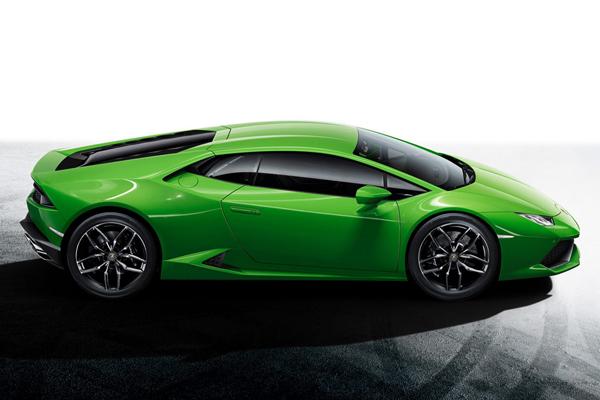 Sublime Lamborghini Huracan