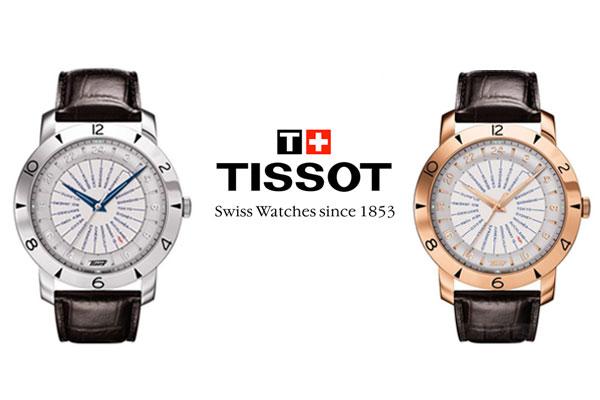 Une montre Tissot à -10% pour Noël !