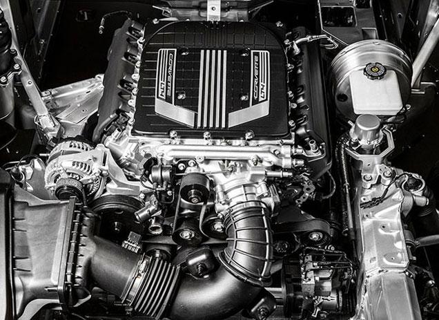 Moteur-Corvette-Z06