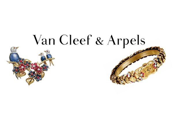 Van Cleef & Arpels à Genève 50 ans d'histoires
