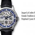 Montre Jaeger-LeCoultre Master Grande Tradition à Quantième Perpétuel 8 jours SQ