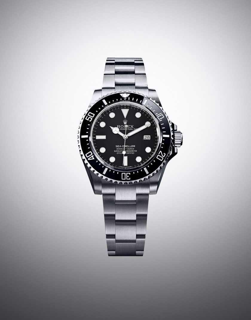 Rolex Oyster Perpetual Sea Dweller 4000