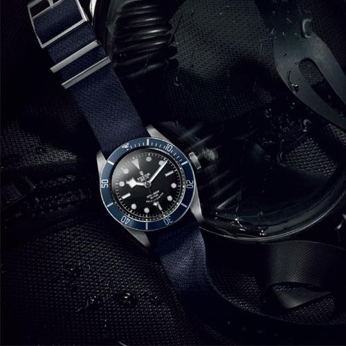 Tudor montre de plongée