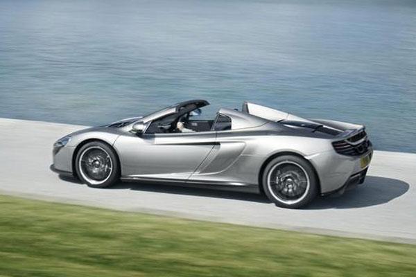 Edition très limitée pour la McLaren 650S MSO !
