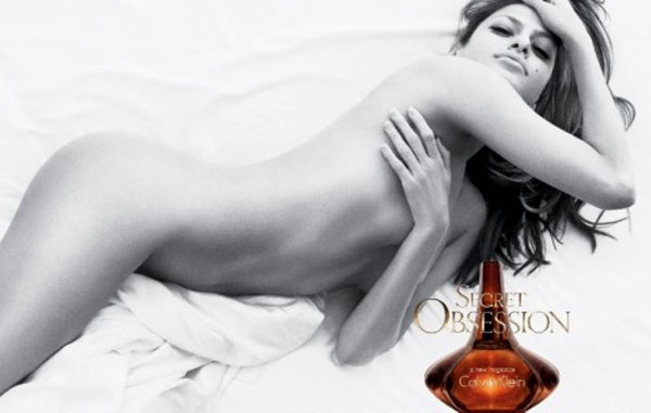 Parfum Calvin Klein - Eva Mendès
